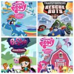 Summer TV Round-up featuring: My Little Pony, Littlest Pet Shop, Transformers DVDs