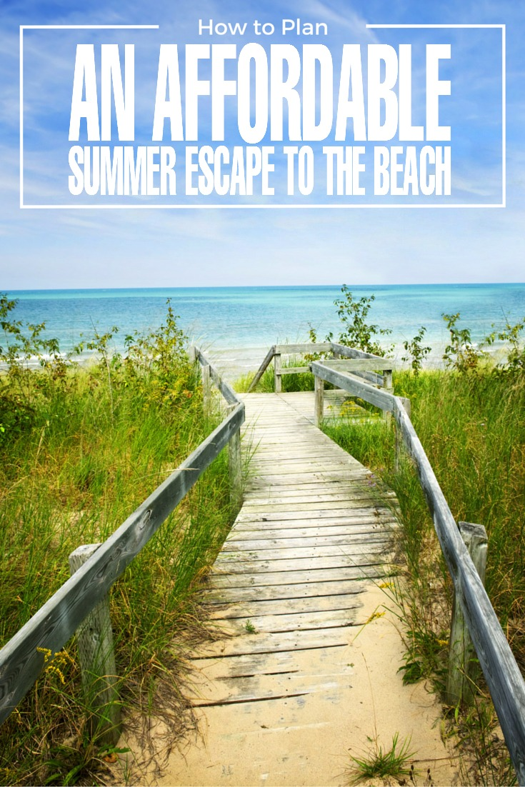 Fun in the sun can be enjoyed with a well-planned budget-friendly beach getaway - Learn how to Plan an Affordable Summer Escape to the Beach!