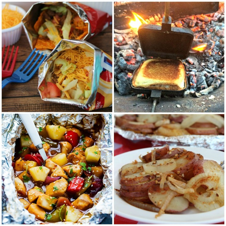 Camping Ideas Dinner: 31 Ingeniously Good Camping Recipes