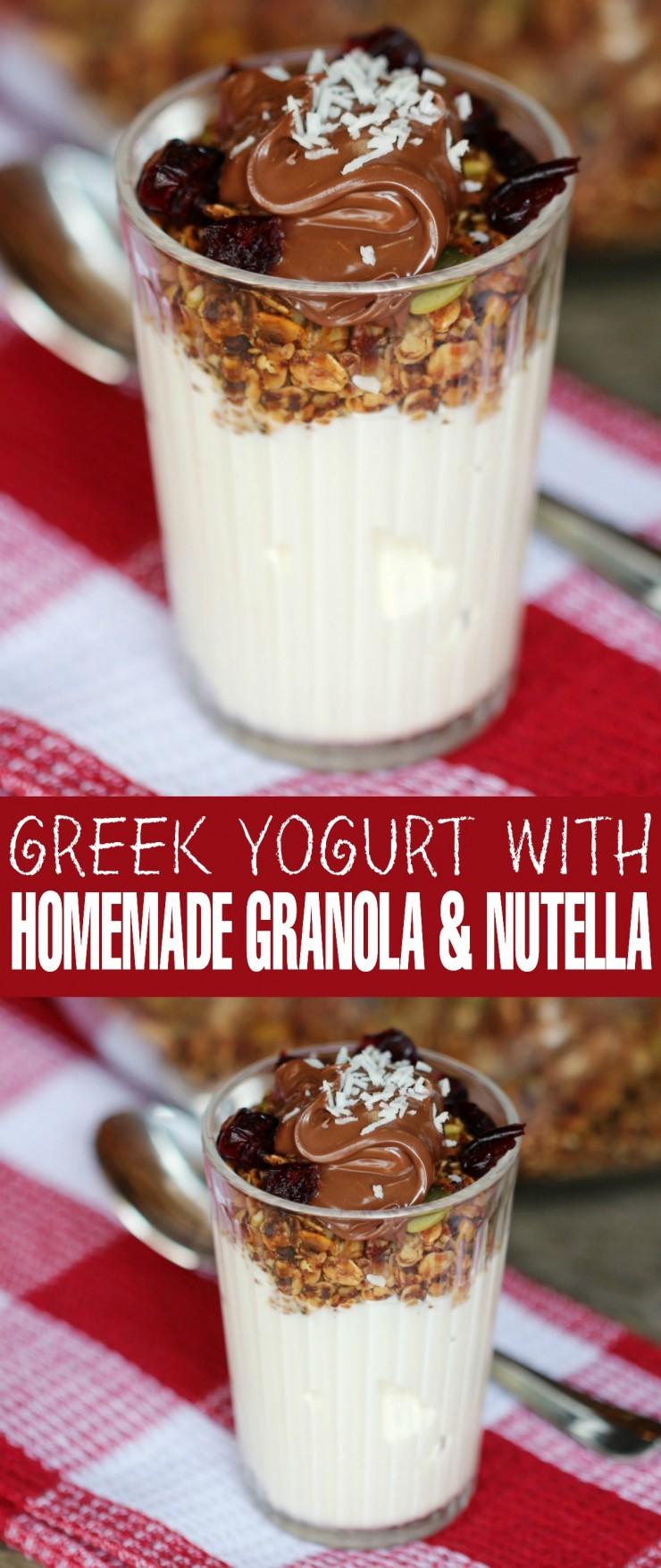 Greek-Yogurt-Homemade-Granola-and-Nutella