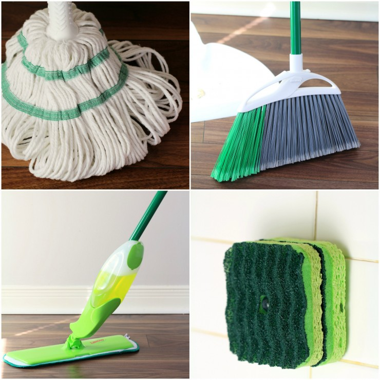 Household Cleaning Done Right with Cleaning Products from Libman