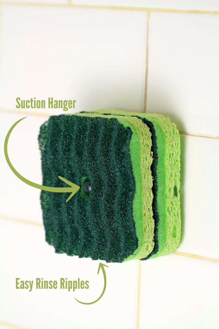scrub-sponges