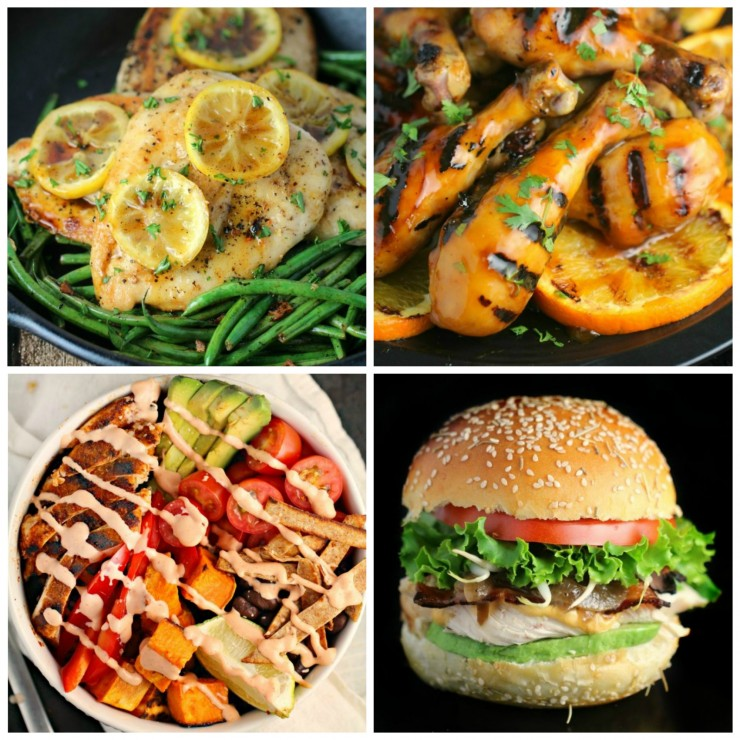 9 Incredible Chicken Recipes to Help you Celebrate National Chicken Month #IHeartChickenFarmers