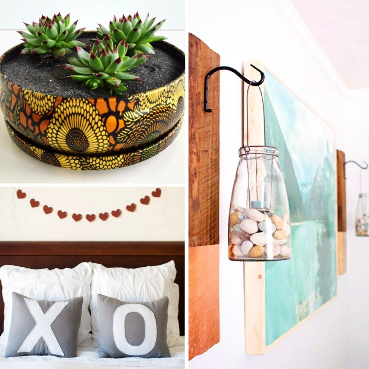 20 anthropologie inspired diy decor ideas frugal mom eh for Anthropologie mural