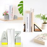 20 Unique DIY Bookends
