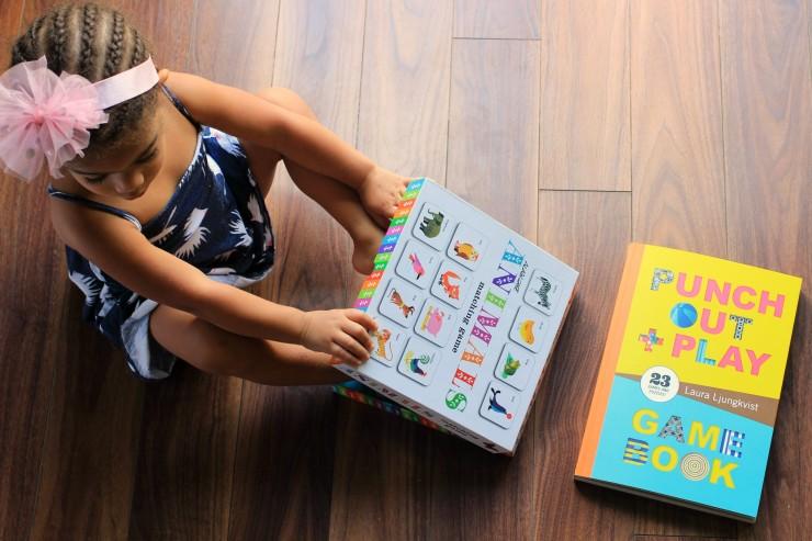 #PlayTestShare: Family Game Night with Raincoast Books