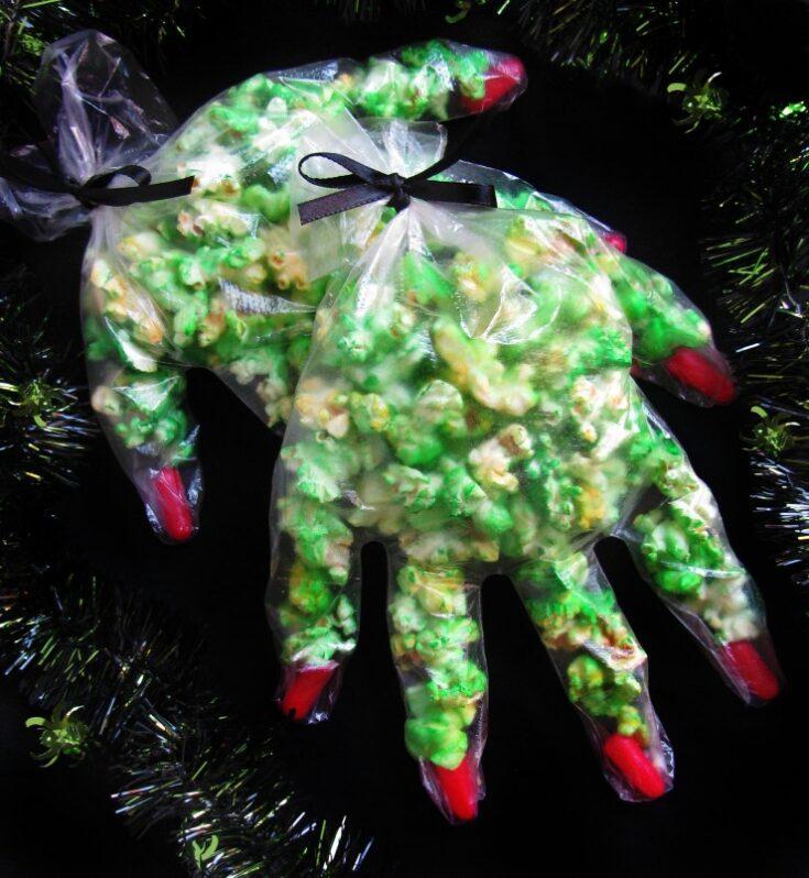 Popcorn Witch Hands