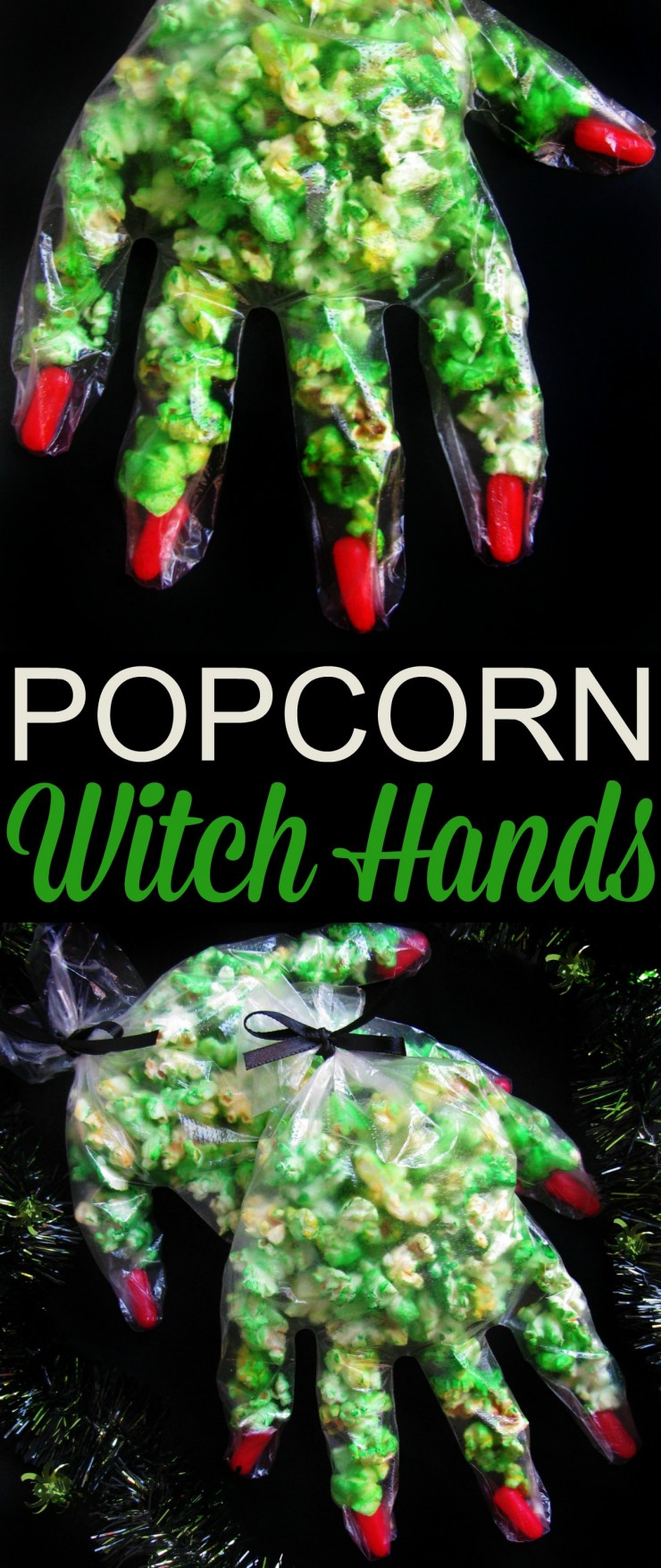 Popcorn Witch Hands Frugal Mom Eh