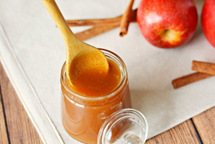 Apple Cinnamon Syrup