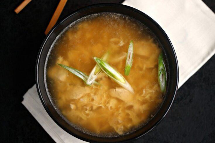 Chicken & Egg Drop Soup