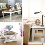 21 Beautiful & Creative DIY Coffee Tables