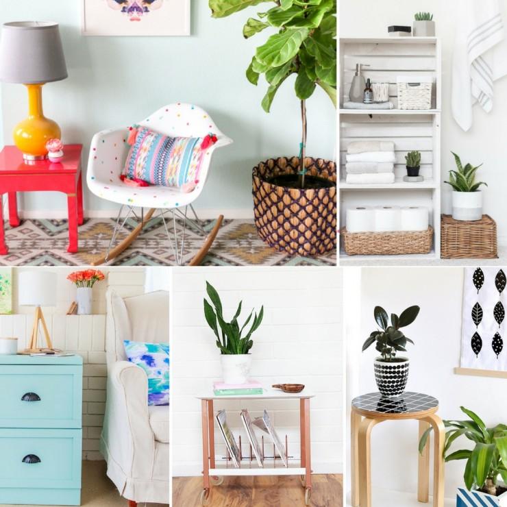 20 Cheap, Easy and Creative Furniture Tutorials