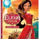 Disney's Elena of Avalor: Ready to Rule DVD