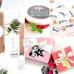 20 Sets of Free Printable Christmas Gift Tags
