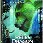 Disney's Pete's Dragon (2016) Blu-Ray