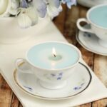 Stress Relief Teacup Candles
