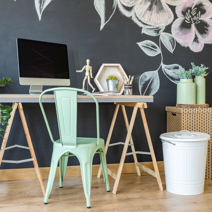 How to Organize Your Home Office on a Budget