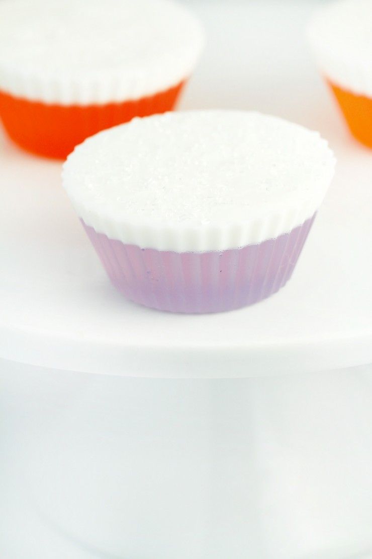 This Fruity Cupcake Soap tutorial results in handmade, kid-friendly soap in fun scents and colours. They work great as party favours, Christmas stocking stuffers and more!