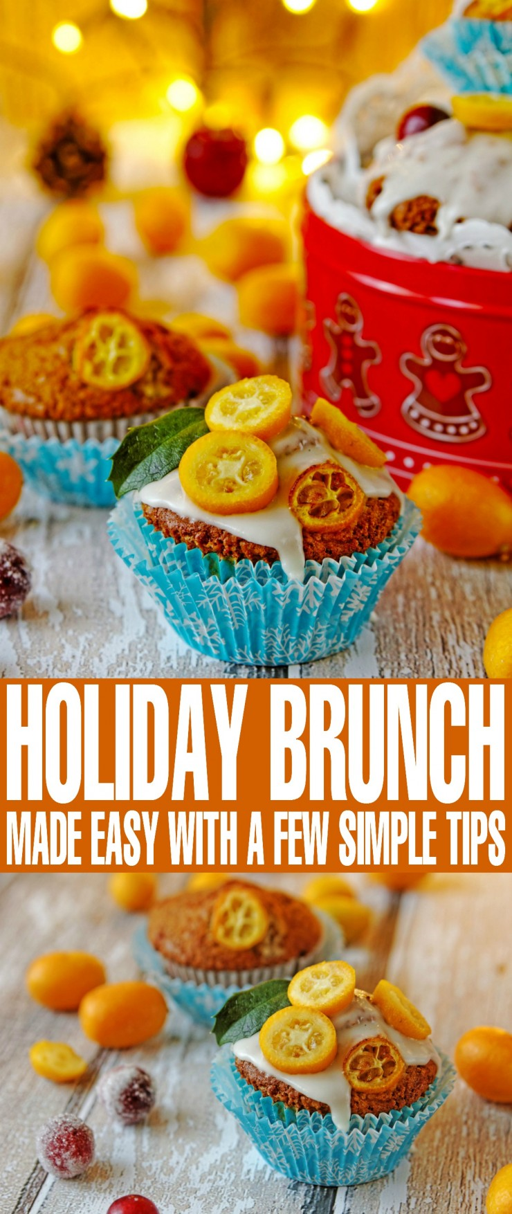 Have a Picture Perfect Holiday Brunch: Entertaining Made Easy with a Few Simple Tips