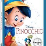 Disney's Pinocchio Signature Collection Blu-ray