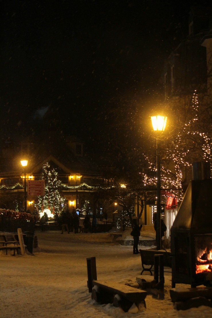 tremblant-at-night