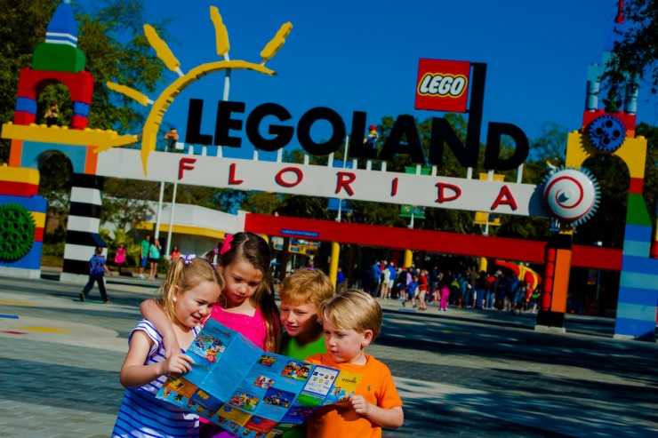 Legoland Florida - 7 Must-See Attractions in Florida for Families