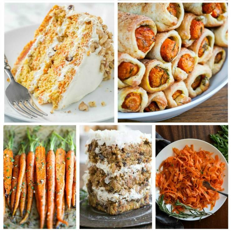 20 Easy & Delicious Carrot Recipes