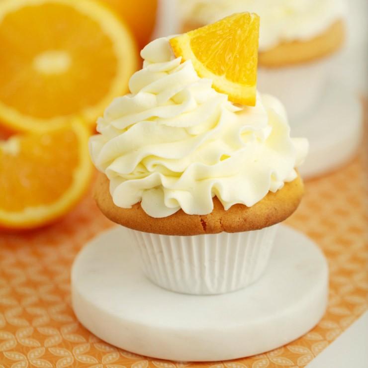 Doctored Orange Cake Mix
