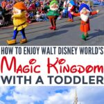 How to Enjoy Walt Disney World's Magic Kingdom with a Toddler
