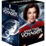 Star Trek: Voyager: The Complete Series Epik Pack DVD