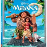 Disney's Moana Blu-Ray Combo Pack