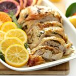 Citrus & Rosemary Roasted Turkey Breast