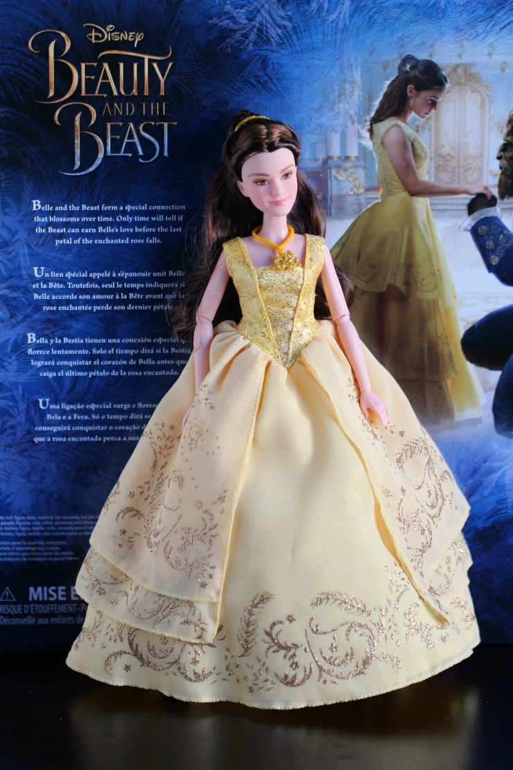 Enchanting Ball Gown Belle ($39.99)