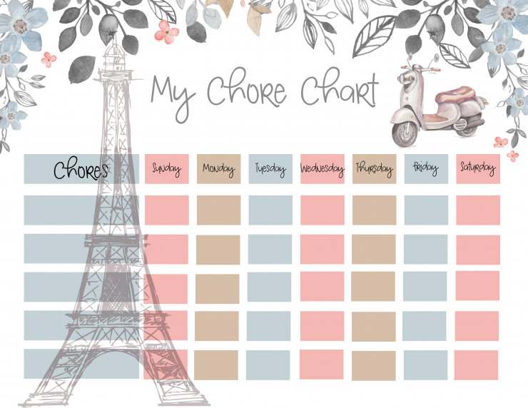 picture regarding Printable Job Chart titled Absolutely free Printable Chore Chart Advantage Tickets - Frugal Mother Eh!