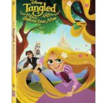 Disney's Tangled: Before Ever After DVD