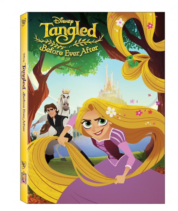 Zachary Levi Tangled Voice Disney's Tangled: Befo...