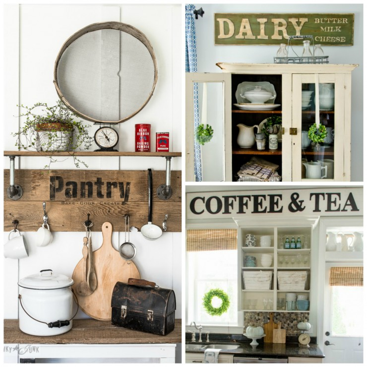 The farmhouse style  gives a home that cozy vibe which makes you feel welcome.  Surprisingly, a farmhouse sign can even complement a room decorated in a modern style. Get inspired by these 20 Gorgeous DIY Farmhouse Signs!