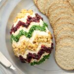 Easter Egg Cheese Ball