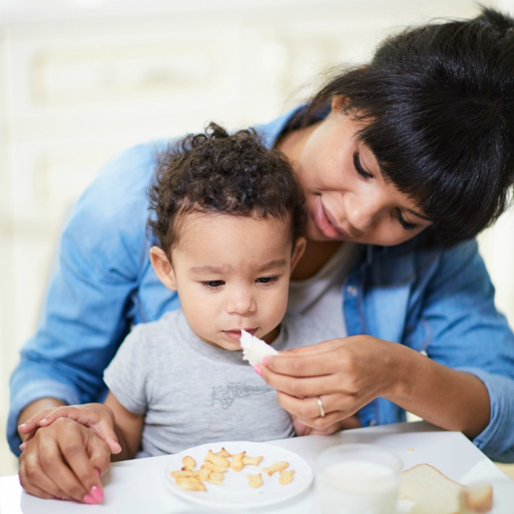 Toddler Not Eating? How to Win Over a Picky Eater