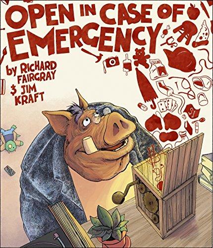 Open in Case of Emergency by Richard Fairgray