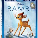 Disney's Bambi Signature Collection Blu-ray