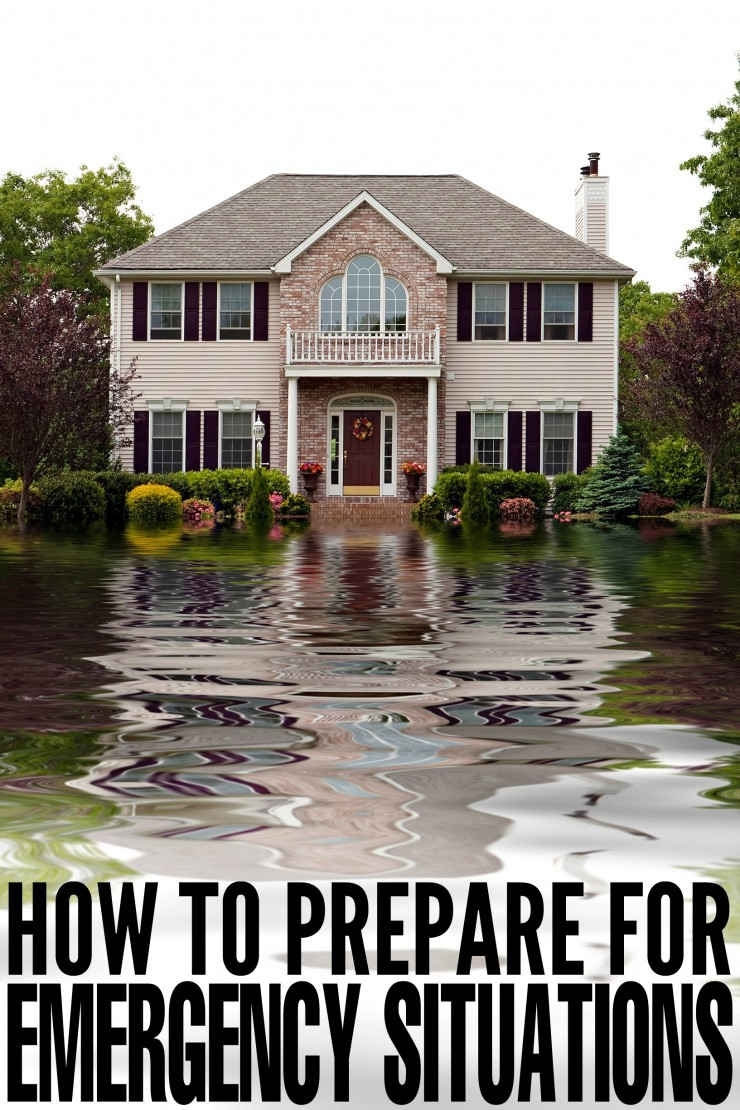How to Prepare for Emergency Situations - Emergency Preparedness Tips to help keep you and your family safe during natural disasters and other emergencies.