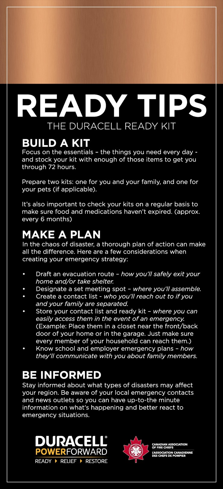 How to prepare for emergency situations frugal mom eh download a free emergency preparedness checklist here to print for yourself solutioingenieria Gallery