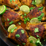 Frugal Feast: OVEN BAKED CURRY CHICKEN