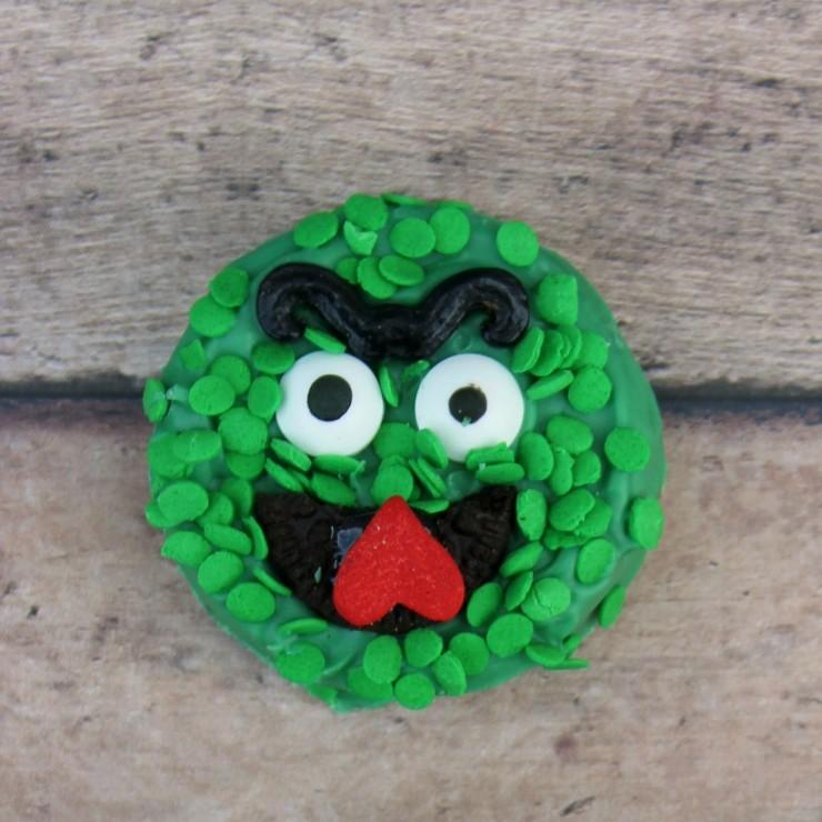 Oscar The Grouch Oreos