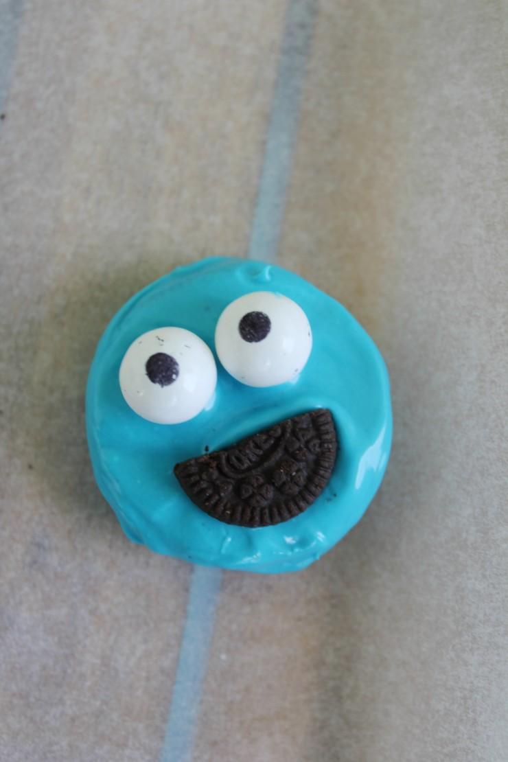 Cookie Monster Oreos