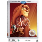 The Lion King Walt Disney Signature Collection Edition Blu-ray