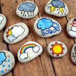 Weather Story Stones