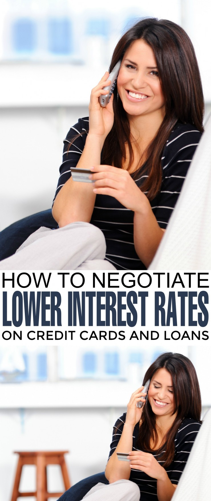 How to Negotiate Lower Interest Rates on Credit Cards and Loans