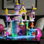 My Little Pony: The Movie – Canterlot and Seaquestria Castle